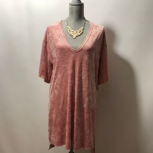NWT Free People Passion Flower Shirt